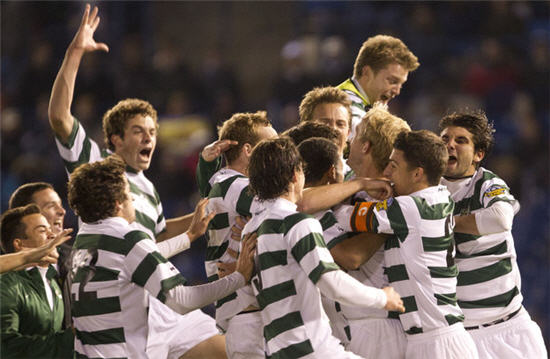 Charlotte 49ers Advance to Men's Soccer Finals