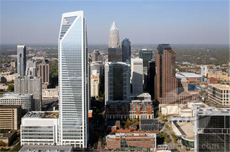 Charlotte Population Grows By 35 Percent Since 2005