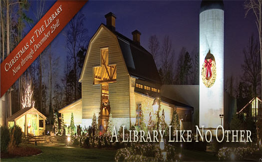 send inquiry for christmas at the billy graham library