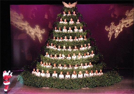 57th Annual Singing Christmas Tree Dec 10th & 11th