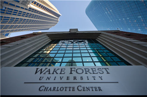 Wake Forest University Opens Charlotte Center
