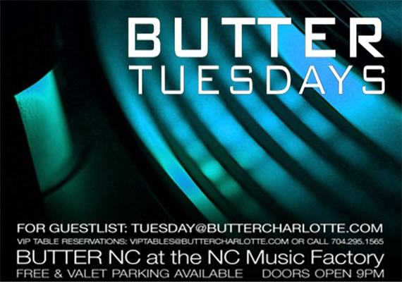 Butter Tuesdays