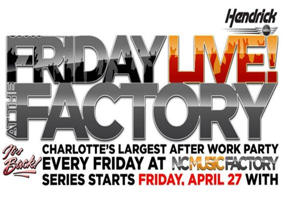 Friday Live At The Factory 2012