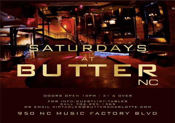 Butter Saturdays