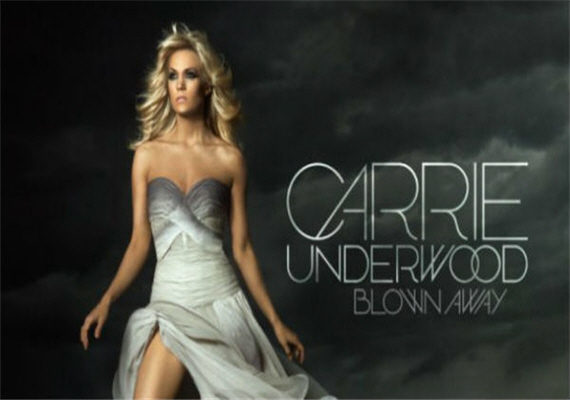Carrie Underwood at Time Warner Cable Arena Nov 3rd