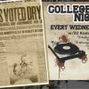 College Night @ Prohibition