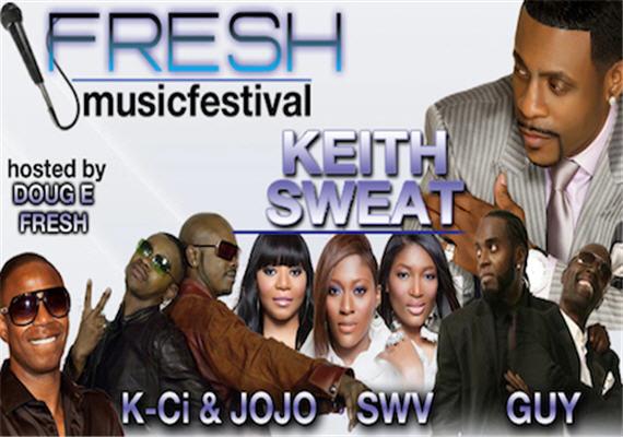 Fresh Music Festival July 1st