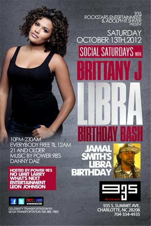 Social Saturdays Club 935 101312