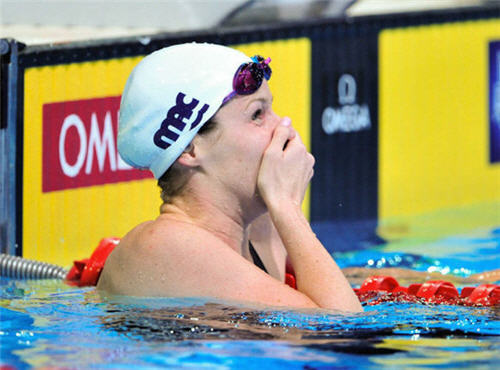 USA Olympic Team Filled With Charlotte Area Swimmers