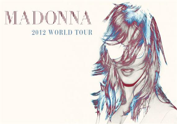 Madonna 2012 World Tour – Nov 15th – In Charlotte