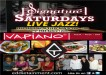 Signature Saturdays Live Jazz 570x400
