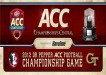 2012 ACC Football Championship