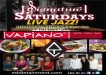 Signature Saturdays Jan 2013 570x400
