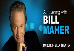 An Evening With Bill Maher - Charlotte
