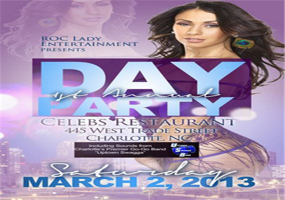 CELEBS Day Party – March 2nd