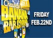 Charlottes 1st Annual Banana Bar Crawl Feb 22