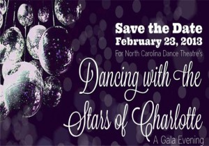 Dancing with the Stars of Charlotte A Gala Evening Feb 23rd