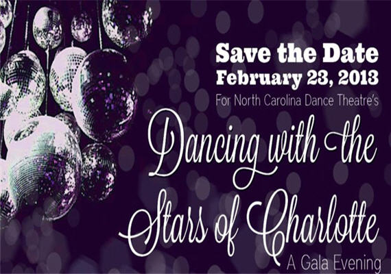 Dancing With The Stars Of Charlotte: A Gala Evening – Feb 23rd