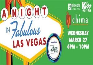 A Night in Fabulous Las Vegas