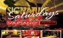 Eddietainment Presents Signature Saturdays March 30th