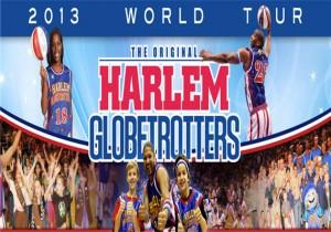 Harlem Globetrotters March 23 2013 Charlotte