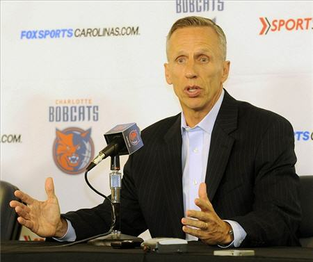 Charlotte Bobcats Fire Head Coach Mike Dunlap After One Season