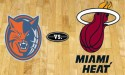Charlotte Bobcats vs Miami Heat April 5th