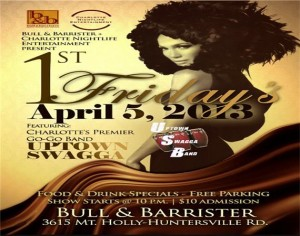 First Friday April 2013 Bull & Barrister