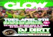 Glow Paint Party April 9th Whisky River 570x400