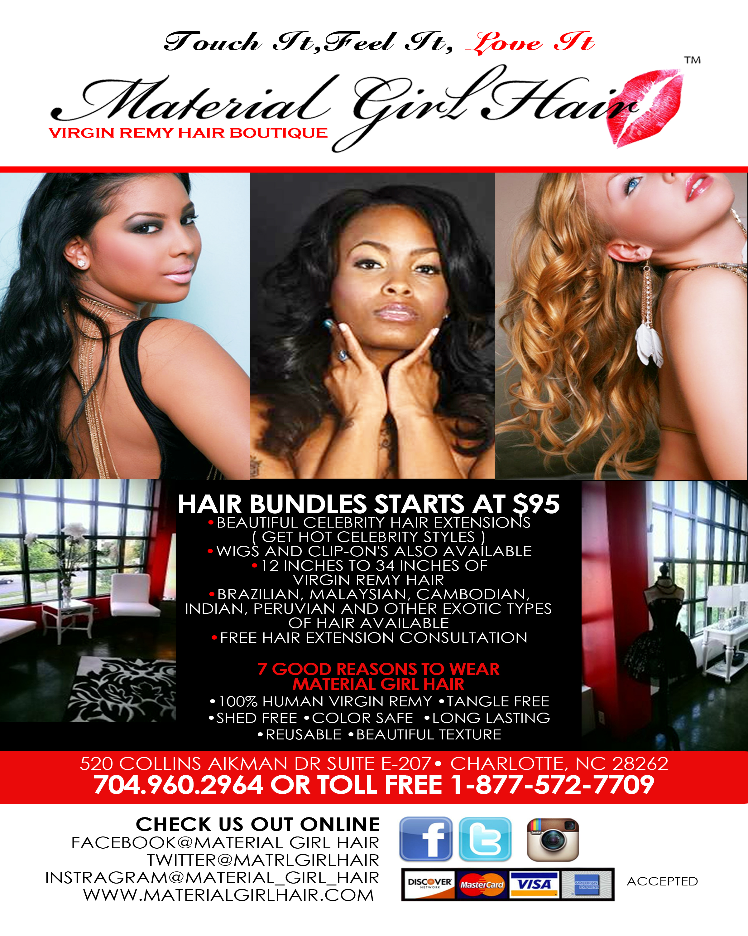 For Sisters Only 2013 Material Girl Hair Charlottehappening