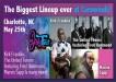 2013 JoyFest Charlotte Lineup