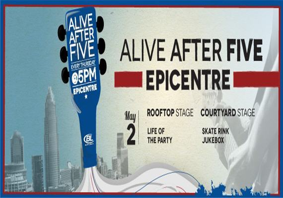 Alive After Five 2013