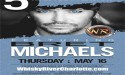 Whisky River&#8217;s 5 Year Anniversary Party Feat Bret Michaels &#8211; May 16th