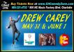 Drew Carey Comedy Zone Charlotte