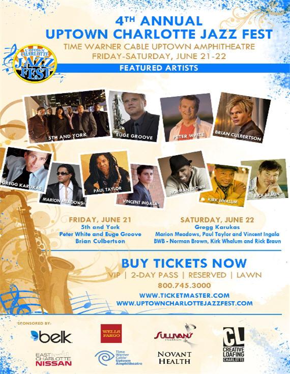 2013 Charlotte Jazz Fest