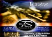 Latin Jazz Night With Los Leones At Blue Aug 23rd 570x400