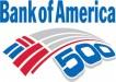 2013 Bank Of America 500 NASCAR Charlotte Motor Speedway