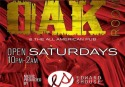 Saturdays At Oak Room
