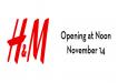 HM Charlotte Northlake Mall Grand Opening