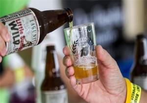 Charlotte Oktoberfest Beer Pour