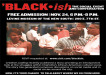 Blackish The Social Event and Conversation Flyer2 570x400