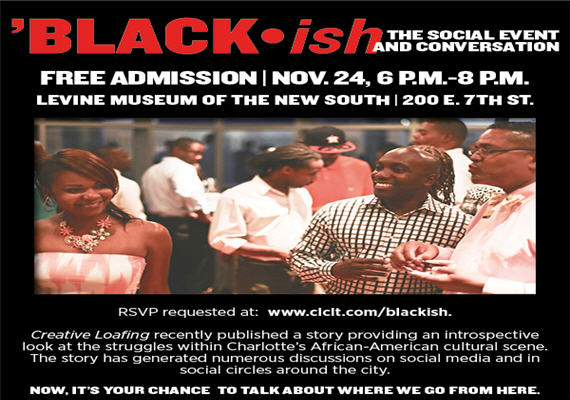 Blackish: The Social Event and Conversation – Nov 24th