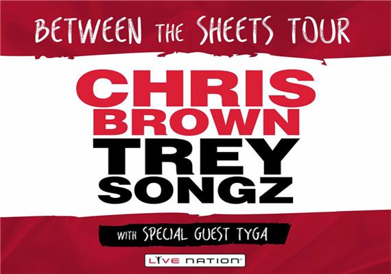 Chris Brown W/ Trey Songz Ft Tyga – Between The Sheets Tour – Charlotte – Feb 9th