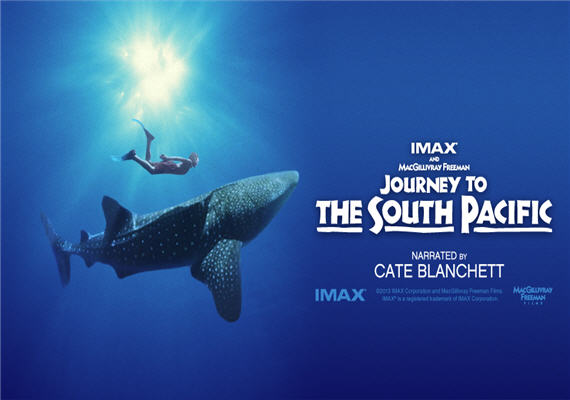 Now Playing @ IMAX Dome Theatre
