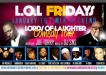 LOL Comedy Tour Charlotte Jan 16 2015