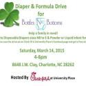 Diaper And Formula Drive Bottles N Bottoms
