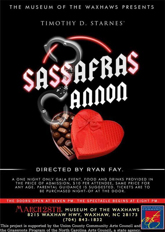 Sassafras Cannon Original Play Debut Gala
