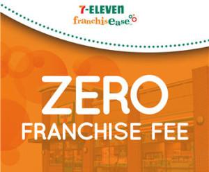 7 Eleven Zero Franchise Fee Charlotte