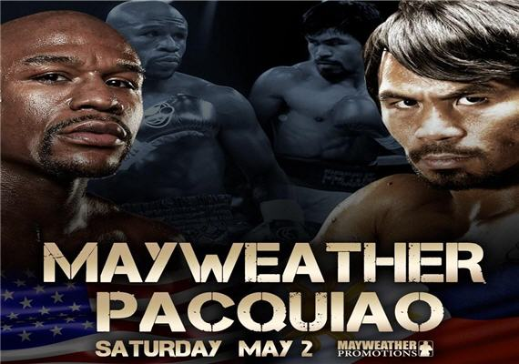 Mayweather vs Pacquiao Fight Viewing Parties – Charlotte – May 2nd