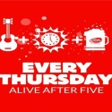 2015 Alive After Five Every Thursday